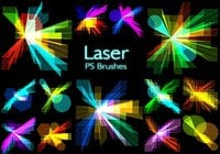 20 Laser PS Brushes ABR. vol.12