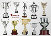 20 Trophy PS Pinceles abr.vol.9