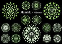 20 Mandala PS Pensels abr. vol.9