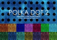 Fonds de points de polka gratuits 2