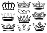 20 Crown PS Brushes abr. vol.4