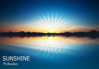 20 Sunshine PS Brushes abr Vol.8