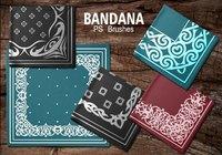 20 Bandana PS Brushes.abr vol.6
