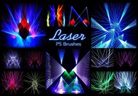 20 Laser Stage PS Brushes abr. vol.13