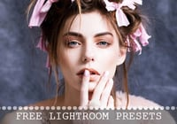 Gratis Lightroom Presets Collection av BeArt-Presets