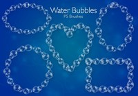 20 Water Bubbles PS Brushes abr.Vol.5