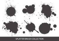 Splatter Brush Collection