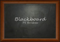 20 Blackboard Ps Brushes abr. vol.5