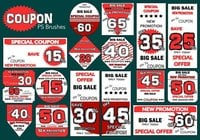 20 Coupon PS Borstels abr. Vol.6