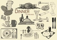20 Diner PS Brushes.abr vol.1