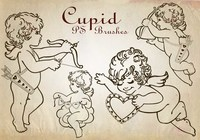 20 Cupido PS Brushes ABR. vol.2