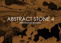 Free Abstract Stone Photoshop Brushes 4