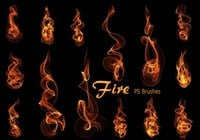 20 Fire PS Brushes abr.Vol.13