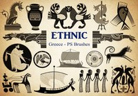 20 Ethnic PS Pinceles abr. Vol.13