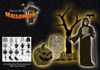 Halloween Horror PS Brushes