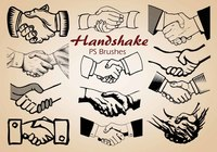 20 Handshake PS Brushes abr. Vol.4