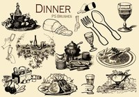 20 Diner PS Brushes.abr vol.2