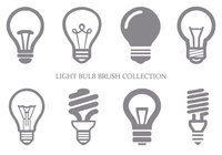 Light Bulb Brush Collection