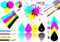 20 Cmyk PS Pinceles abr.Vol.1