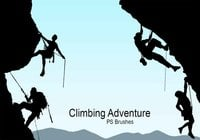 20 Climbing Adventure PS Pinceles abr. Vol.2