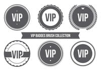 Collection Badge Badge VIP