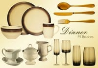 20 Dinner  Service PS Brushes.abr vol.3