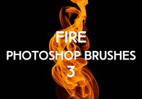 Free Fire Photoshop Brushes 3