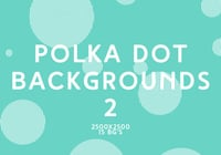 Polka Dot Backgrounds 2