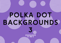 Polka Dot Backgrounds 3
