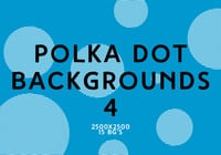 Polka Dot Backgrounds 4