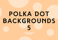 Polka Dot Backgrounds 5