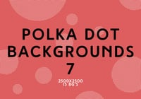 Polka Dot Backgrounds 7