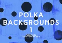 Polka Achtergronden 1