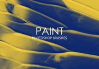 Pincéis do Paint Photoshop gratuitos