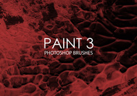 Free Paint Photoshop Brushes 3