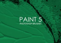 Free Paint Photoshop Brushes 5