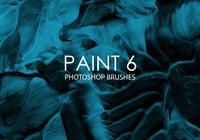 Free Paint Photoshop Brushes 6