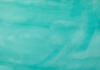 Teal Blue Watercolor Texture