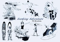 20 Surfing Adventure PS Penslar abr. vol.5