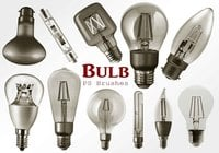 20 Bulb Ps Borstels abr. vol.4