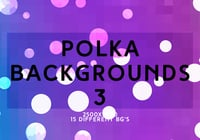 Polka Backgrounds 3