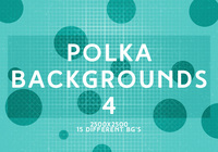 Polka Backgrounds 4