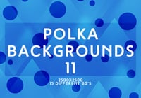 Polka backgrouds 11