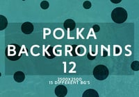 Polka backgrounds 12