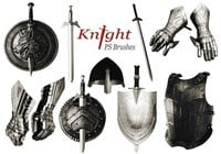 20 Knight PS Pinceles abr.vol.6