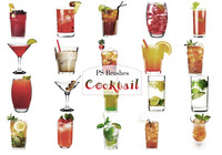 20 Cocktail PS Bürsten.abr Vol.6