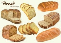 20 Bread PS Brushes.abr Vol.6