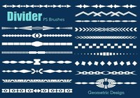 20 Divider Ps Brushes abr. Vol.11
