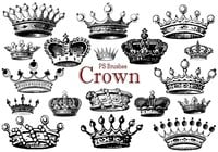 20 Crown PS Brushes abr. vol.5