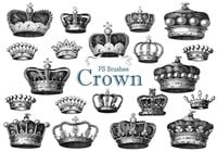 20 brosses de couronne Crown abr. Vol.6